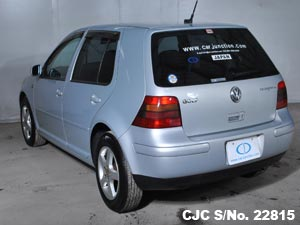 Volkswagen Golf in Botswana