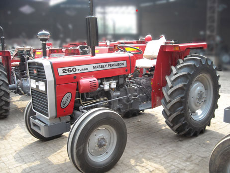 MF 260 new tractor sale