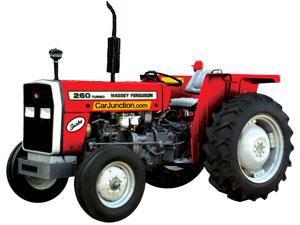 Massey Ferguson MF-260 Tractor