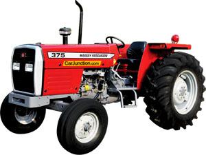 MF 375 Tractor in Gaborone