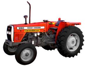 MF-350 Tractor in Botswana