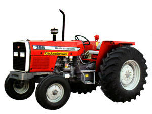 MF 385 2WD Tractor in Gaborone