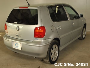 Back View of Polo
