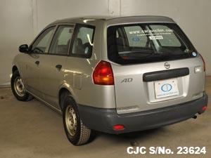 Nissan AD Van in Botswana
