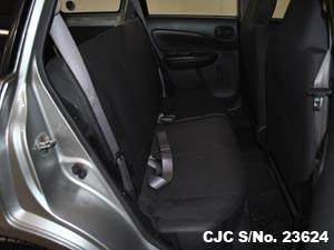 Interrior View of AD Van