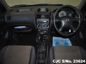 Steering view Nissan AD Van