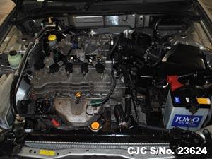 Engine view of Nissan AD Van