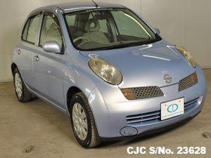 Used Nissan March for sale