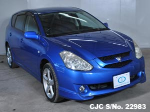 Used Toyota Caldina for sale