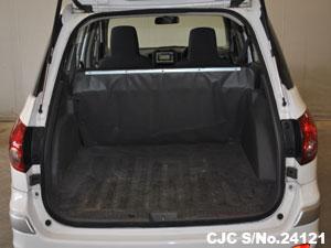 Back View Nissan AD Van