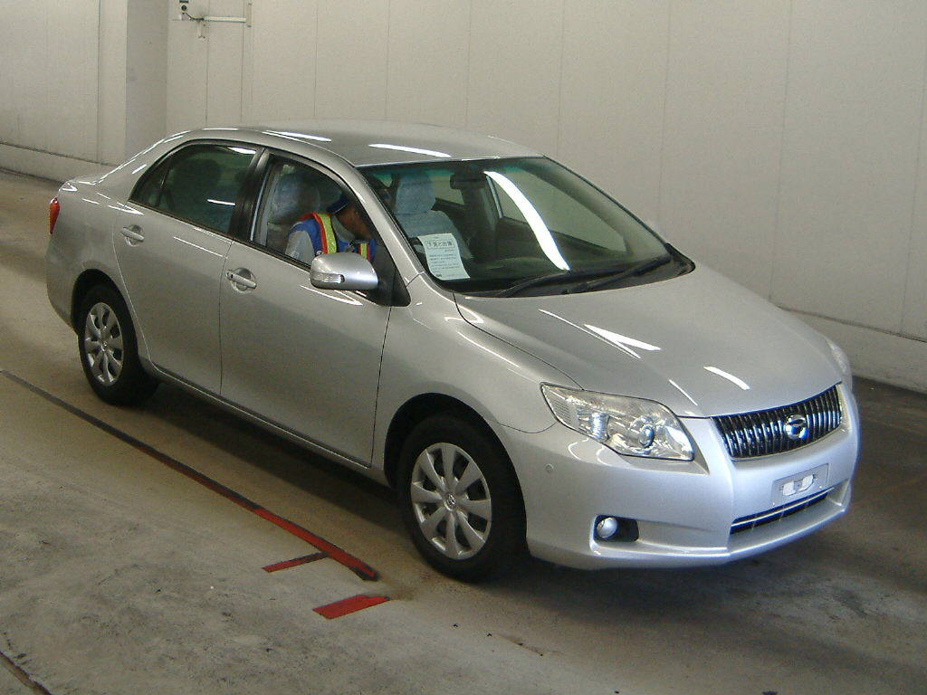 Japanese Toyota Corolla