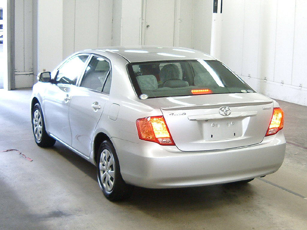 Japanese Used Toyota Corolla in Botswana
