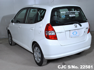 Honda Fit Jazz in Botswana