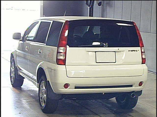 Honda HRV in Botswana
