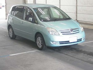 Used Toyota Corolla Spacio for sale