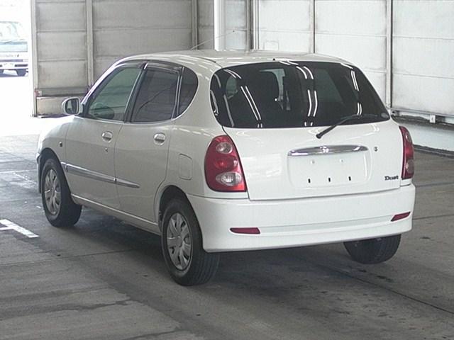 Toyota Duet in Botswana