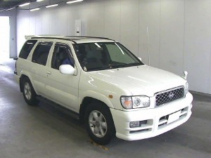 Used Nissan Terrano for sale