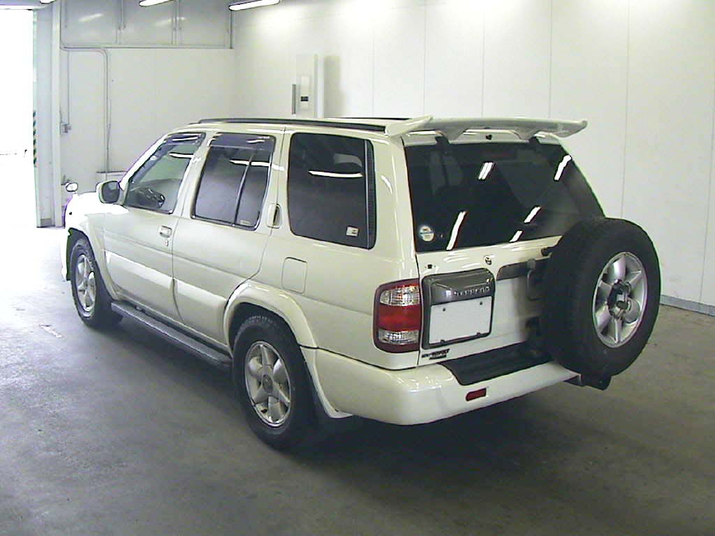 Nissan Terrano in Botswana