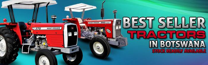 Tractors for Botswana