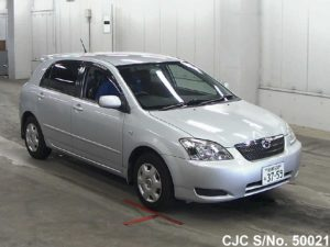 Japanese Used Corolla Runx